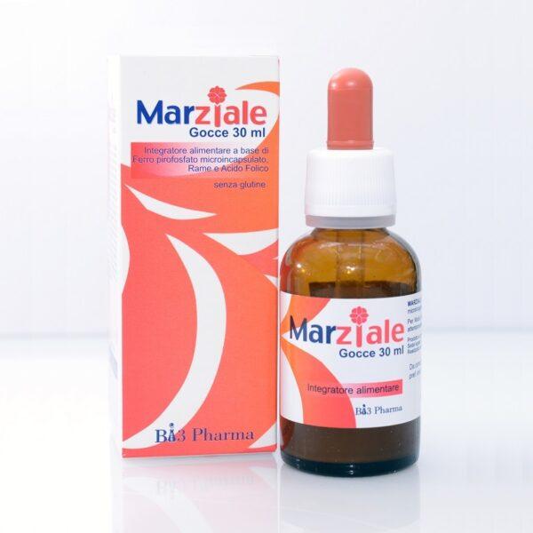 Bi3 Pharma Marziale Gocce
